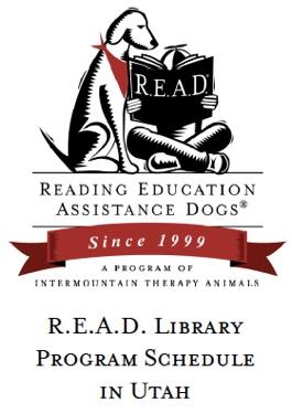 R.E.A.D Library Program Schedule In Utah